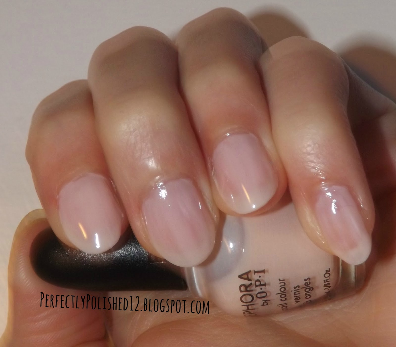 Perfectly Polished 12: Sephora by OPI \