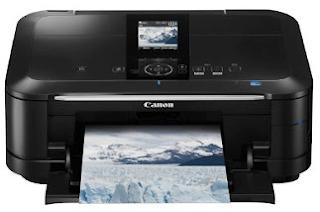 Canon PIXMA MG6160 Printer Driver Download