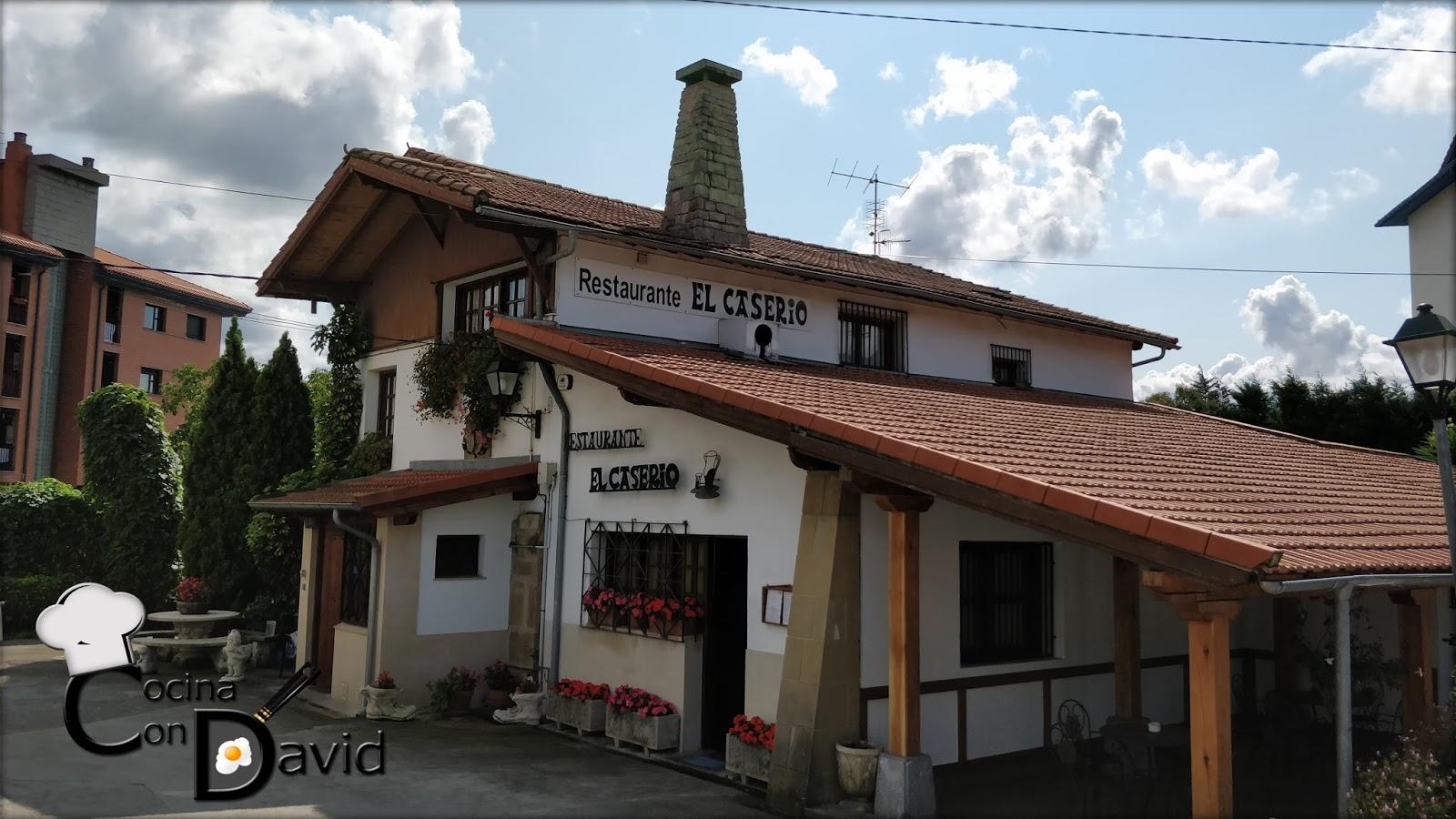 Cocinacondavid - Restaurante izarza sondika ...