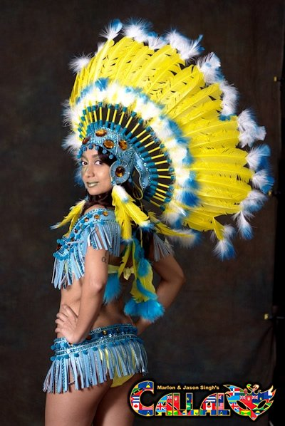 BEYOND BUCKSKIN: Callaloo Parade and the Sexualization of Native American Women