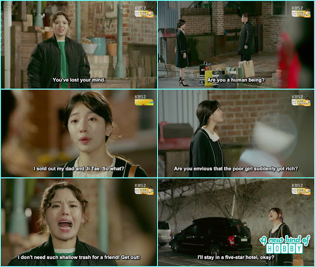 na and eul fight - Uncontrollably Fond - Episode 14 Review