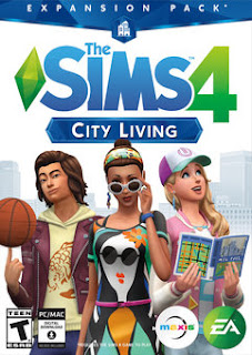 Download The Sims 4 City Living INTERNAL PC Game Gratis
