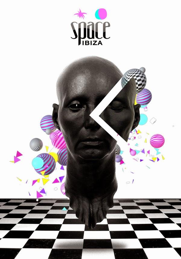 ANONYMOUS IBIZA BLOG: Black & White Checkerboard