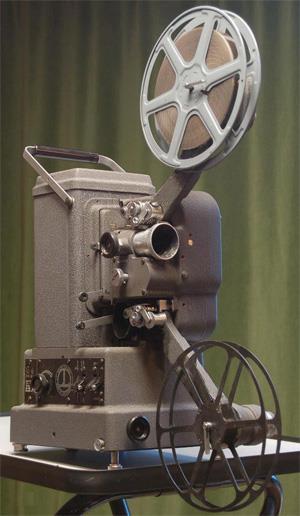SCP-246 - Prophetic Projector