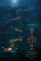 The Lost City of Z Movie Poster 1