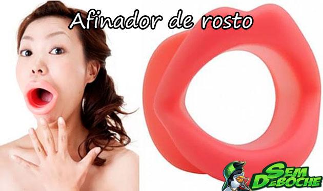 AFINADOR DE ROSTO