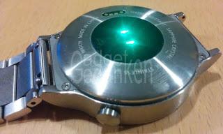 Huawei Watch: Der Pulssensor