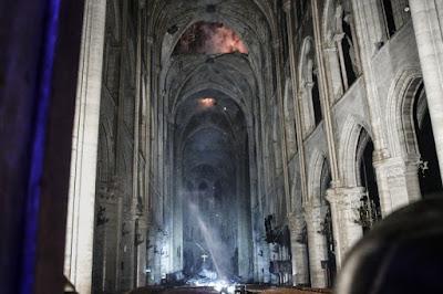 Παναγία των Παρισίων: Το μέγεθος της καταστροφής