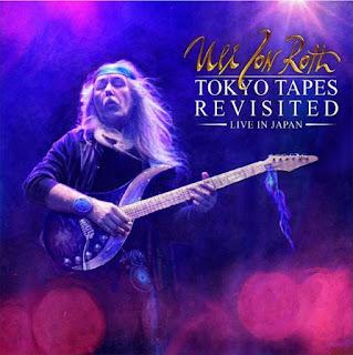 "Video με την μπάντα του Uli Jon Roth να αποδίδει live το τραγούδι ""Virgin Killer"" από τον δίσκο ""Tokyo tapes revisited"""
