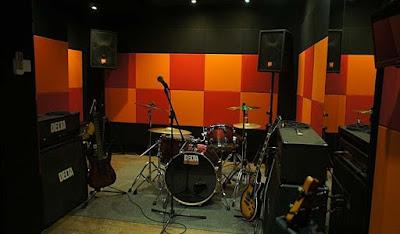 bisnis studio musik