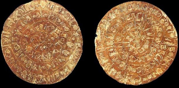 Ο μυστηριώδης δίσκος της Φαίστου, μήπως προέρχεται από την Ατλαντίδα;