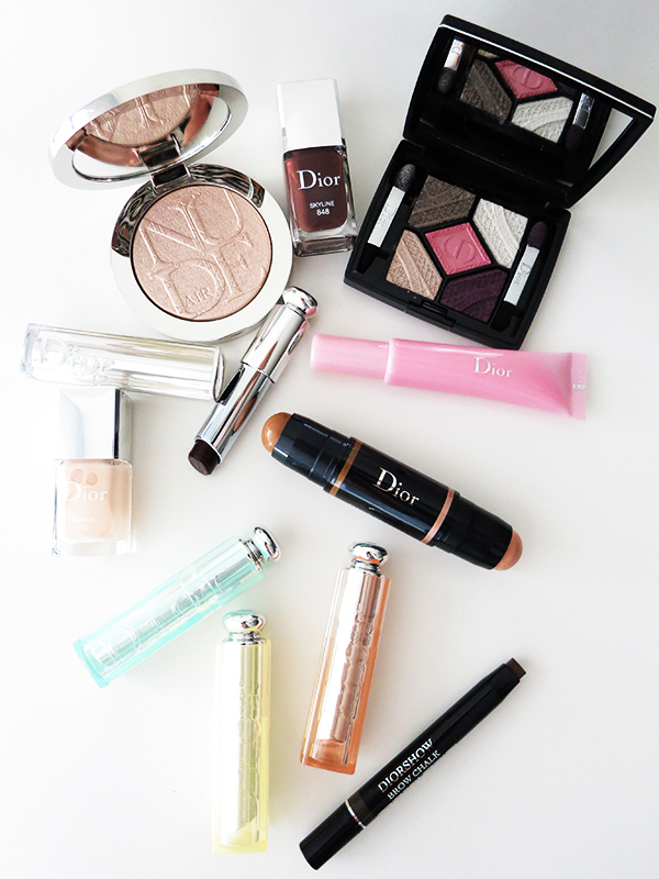Dior Fall 2016 new beauty launches