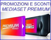 offerta in promozione mediaset premium