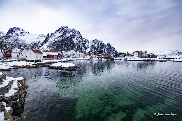 Islas Lofoten, Svolvaer por El Guisante Verde Project