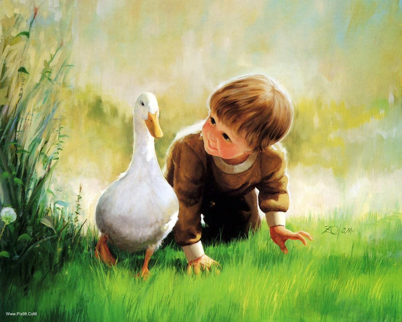 Conosciuto Il mondo di Mary Antony: I bambini di Donald Zolan TG78