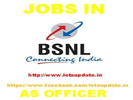 Recruitment of 150 Posts of Management Trainee (Telecom Operations) – External in Bharat Sanchar Nigam Limited (BSNL), letsupdate, jobs in bsnl, jobsin 2019, jobalerts for bsnl posts