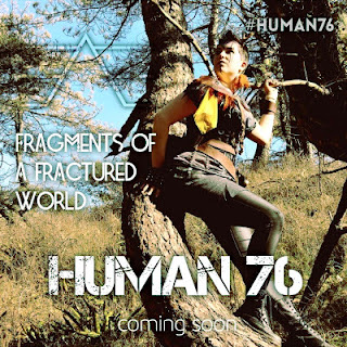 Picture of scene from Human 76 featuring Bekah Shambrook
