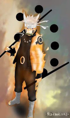 Naruto Sannin Senjutsu Mode
