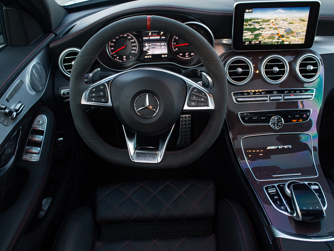 2015 mercedes amg w205 c63 edition 1 benztuning. Black Bedroom Furniture Sets. Home Design Ideas