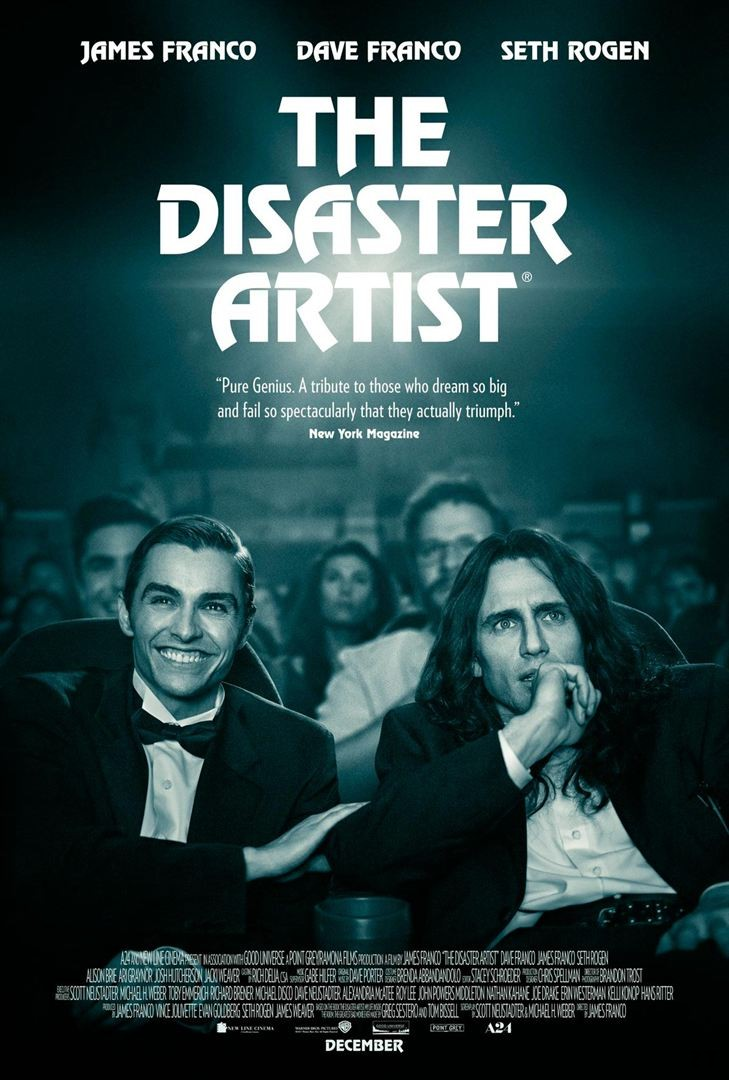 The Disaster Artist Hdrip Streaming Telecharger