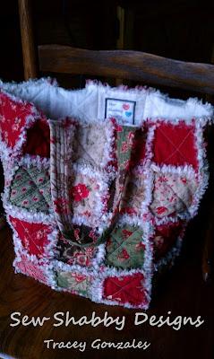 Rag Quilt Tote Purse Pattern Free Quilt Patterns