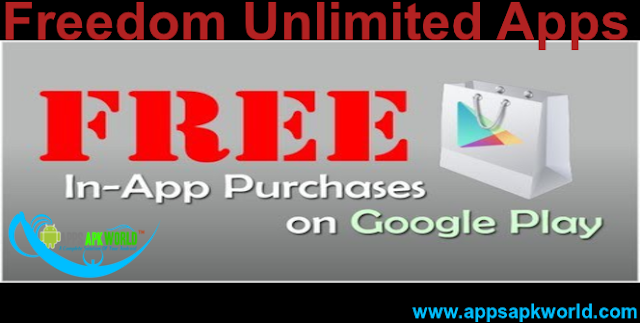 Freedom v1.0.8f APK ~ Unlimited App Purchases