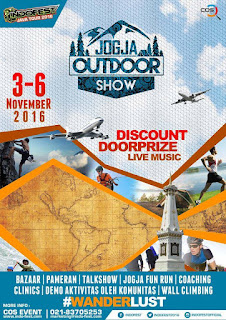 jogja outdoor show 2016