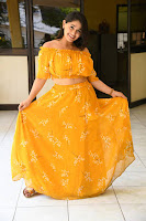 Chandini Cute Photos at Diksoochi Press Meet TollywoodBlog