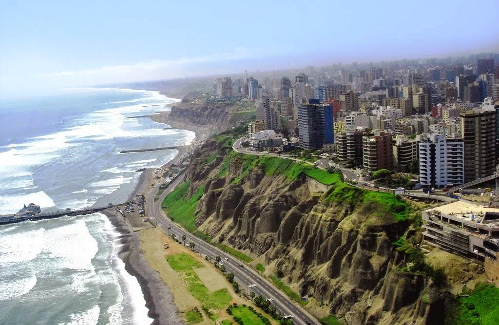 Lima no Peru Pontos Turísticos