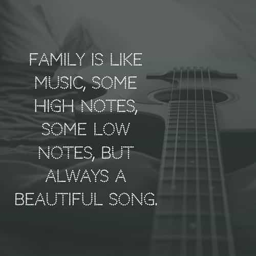 Quotes About Love: 20 Inspirational Loving Family Quotes And Sayings