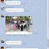 Alasan di Chat Line ada Bunga Sakura