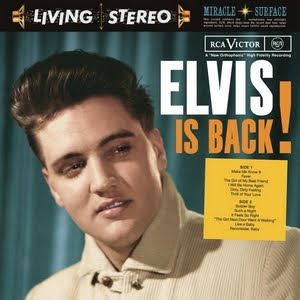 Discos para história #271: Elvis Is Back, de Elvis Presley (1960)