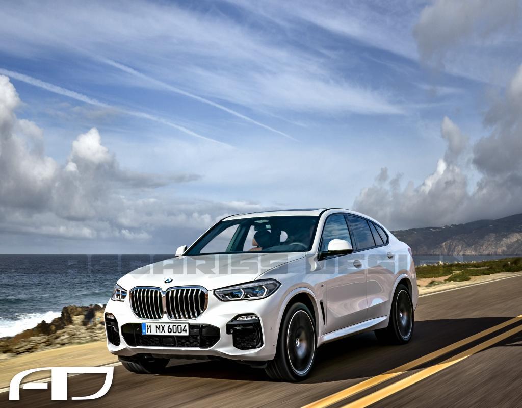 BMW X6 G06 (2020) version 3