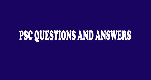 kerala psc previous questions and answers kerala psc book psc