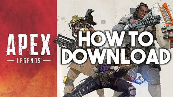 Apex Legends: Cara Download For PC