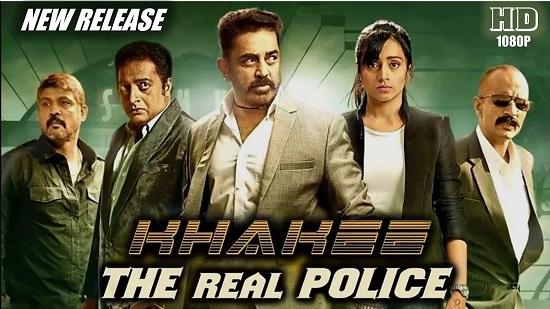 Khakee The Real Police 2018 Hindi Dubbed 850MB HDRip 720p