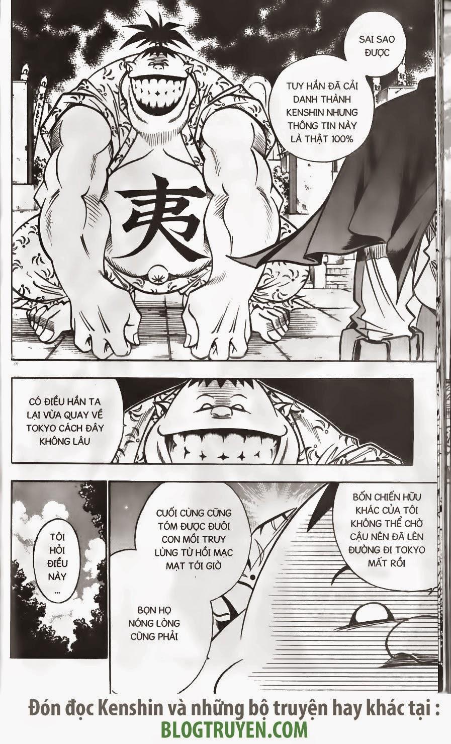 Rurouni Kenshin chap 152 trang 16