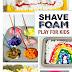Shaving Cream Activities