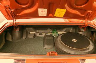 1975 Buick LeSabre Convertible Baggage