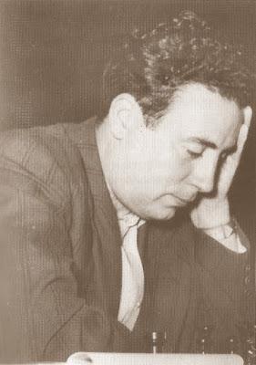 XXV Campeonato Individual de Catalunya 1957, Miquel Albareda Creus campeón