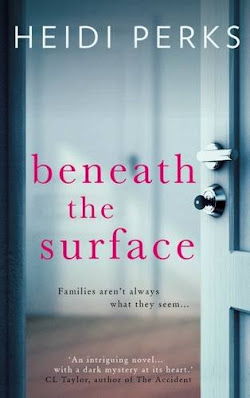 Beneath the Surface by Heidi Perks book cover
