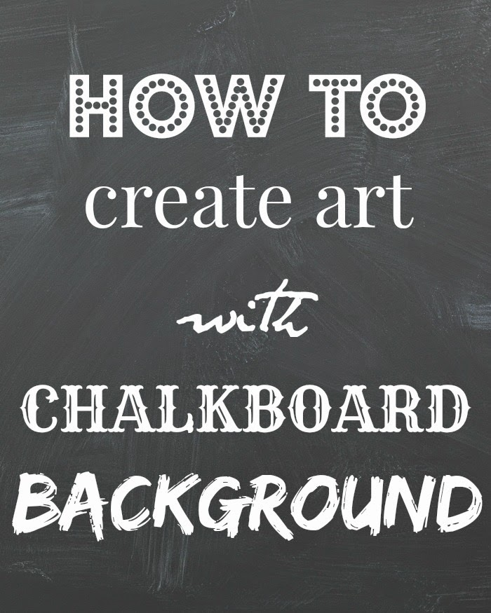 image relating to Chalkboard Printable named How toward Deliver Chalkboard Printable Artwork (Quick, Straightforward, Totally free