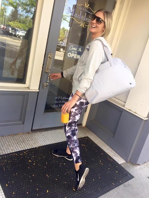 lululemon split-hoodie