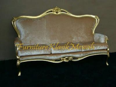 Toko jati,sofa tamu ukiran jati jepara klasik modern duco putih emas silver,furniture klasik mewah,jual mebel jepara 016