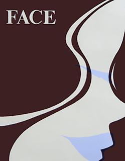 多摩美術大学グラフィックデザイン学科:色彩構成「face」