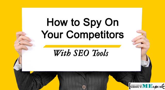 SEO Tools to Spy Competitors
