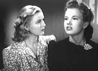 Cecilia Parker and Gale Storm, 1 August 1941 worldwartwo.filminspector.com