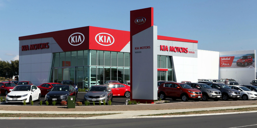Kia Dealership Near Me
