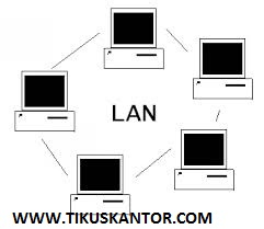 pengertian jaringan computer LAN