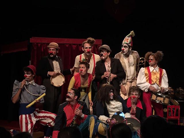 Estreia em dose dupla! Grupos de Circo e Teatro estreiam espetáculos e circulam gratuitamente pelo Estado de São Paulo